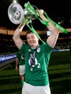 A truly fitting finale as Brian O'Driscoll finishes as a champion