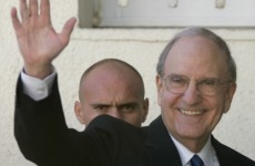 US' Middle East peace envoy George Mitchell set to resign