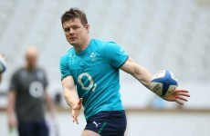 Adrian Flavin: 'Relax Ireland, BOD and the boys have got this'