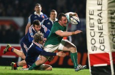 Courageous Ireland U20s fall short as France clinch Grand Slam