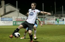 Dundalk up and running after Byrne snatches victory against Limerick