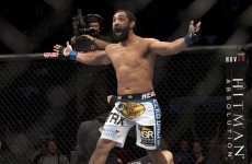 Uncaged: Second chance saloon for Hendricks