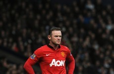 Suarez at Messi/Ronaldo level, says Rooney
