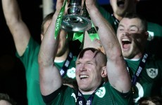 Paul O'Connell eyes room for improvement even at finest hour
