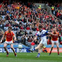 VIDEO: The Diarmuid Connolly show from today's All-Ireland senior club football final