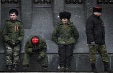 Ukraine and Russia agree a 'temporary' Crimea truce