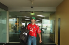 Irish lads write gas song about emigrating from Cork to Australia