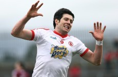 Sean Cavanagh and Ronan O'Neill hit the net as Tyrone crush Westmeath