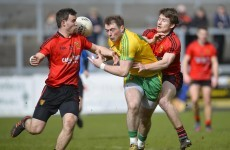 Division 2 - Down see off Donegal while Galway and Louth finish all square
