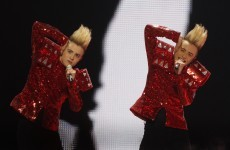 Eurovision joy for Azerbaijan but Jedward come home disappointed