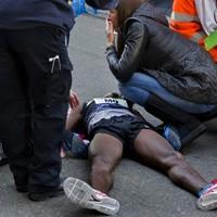 Mo Farah plays down health concerns after collapsing at New York City Half Marathon
