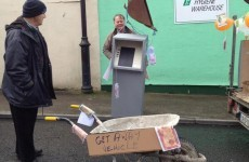 Leitrim parade has two floats dedicated to local ATM robbery