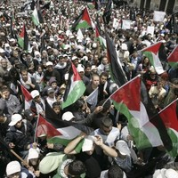 Five reported dead after Israeli troops clash with Arab protesters