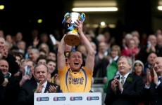 Portumna are the 2014 SHC club champions after victory over Mount Leinster Rangers