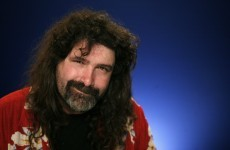 It's 20 years since Mick Foley came 'within minutes of dying' and lost his ear in a wrestling match