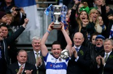 Dubs on the back-burner for now as captain Brennan savours All-Ireland club glory