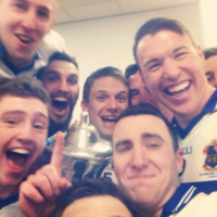 Cian Healy's selfie celebration craze is sweeping the GAA
