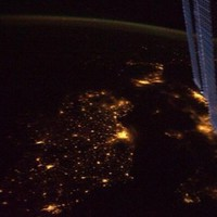 Astronaut sends wonderful Irish St. Patrick's Day greeting from space