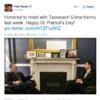 Edna strikes again: US politician Paul Ryan misspells Taoiseach's name in tweet