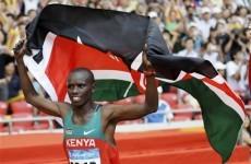 Kenya's Olympic marathon champion Sammy Wanjiru dies in balcony fall