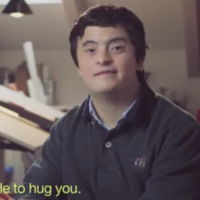 People with Down Syndrome have inspiring messages for mum to be