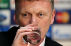 David Moyes dismisses Man United job speculation