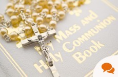 Column: Some etiquette for the modern-day First Holy Communion