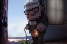 Here's the unnecessarily censored version of Up