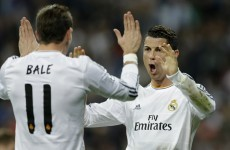 Ronaldo double sees Real Madrid cruise into last eight