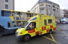 Dublin Fire Brigade investigating how a sick child was locked in an ambulance