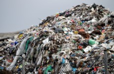 We're dumping less waste in landfills - but also recycling less
