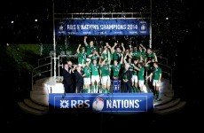 Six Nations champions Ireland confirm November Test schedule