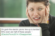 9 people who shouldn't be allowed to go to Electric Picnic