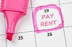 Average rent for a Dublin apartment is €1,070 - outside capital it's €630