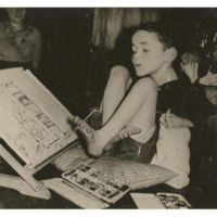Christy Brown letters, photos and poems to remain in Ireland