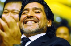 Go east: Maradona takes job with United Arab Emirates club