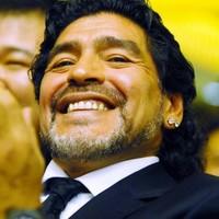 Go east: Maradona takes job with United Arab Emirates club