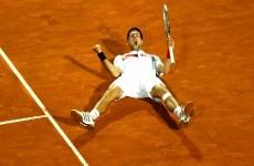 No Djok: Novak wins again in Rome