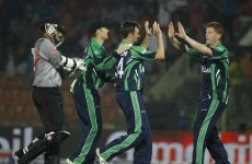 'I've never finished a game like this before' -- Ireland make a statement with UAE win