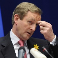 The Taoiseach is back in Brussels today for talks on the Ukraine crisis