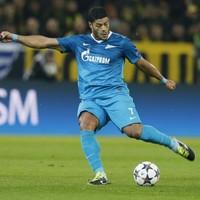 Here's Hulk's wonder goal from tonight's game with Dortmund