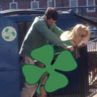 Couple caught having Paddy's Day sex beside bins wanted by police