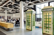 Airbnb's swanky Dublin offices designed to look like Irish pub
