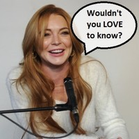 Who else left a notch in Lindsay Lohan's bedpost?... It's The Dredge