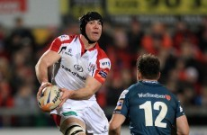 Fit-again Stephen Ferris to make first Ulster start since 2012