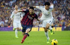 Decide who to support with TheScore.ie El Clásico quiz