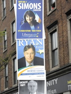 Here's when you'll start seeing election posters on lampposts across the country