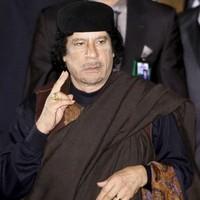 International Criminal Court seeks arrest of Gaddafi over Libyan 'crimes against humanity'