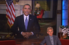 Obama says Ellen's Oscar selfie was a 'cheap stunt'