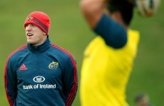 O'Connell returns to Munster team as Earls starts on wing